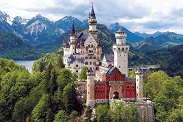 dvorci bavarske1
